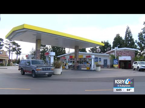 San Luis Obispo County has the highest gas prices in the country