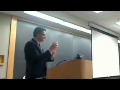 """Seminar Series, Sept. 26, 2011 - Robert Klitzman, MD: """"Am I My Genes?"""""""