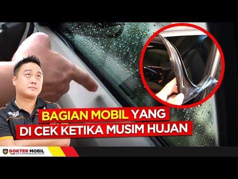 Bagian Mesin Yang Harus Dicek Ketika Hujan - Dokter Mobil Indonesia