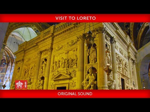 Pope Francis - Loreto - Visit 2019-03-25