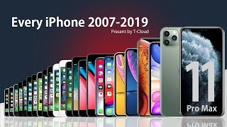 Every iPhone Commercial 2007-2019 !