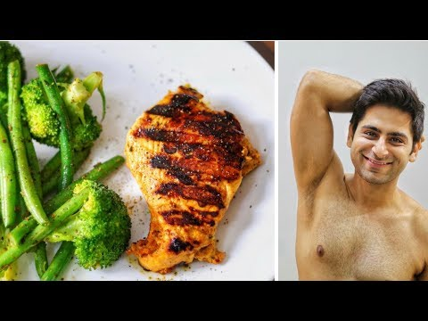 I LOST 25 POUNDS EATING THIS  | TANDOORI CHICKEN RECIPE  | INDIAN RECIPES FOR WEIGHT LOSS