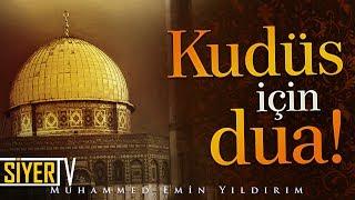 Kudüs İçin Dua! | Muhammed Emin Yıldırım (Beyazıt Meydanı)