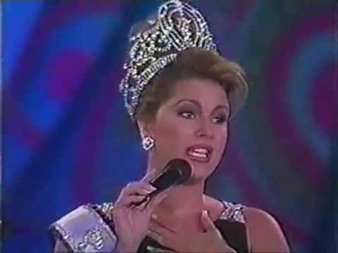 Miss Venezuela 1996 (despedida Alicia Machado)