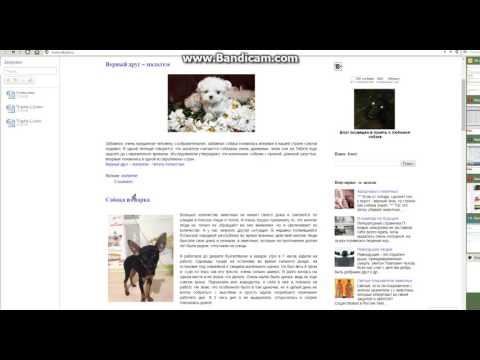 видео: Размещение статьи на миралинкс