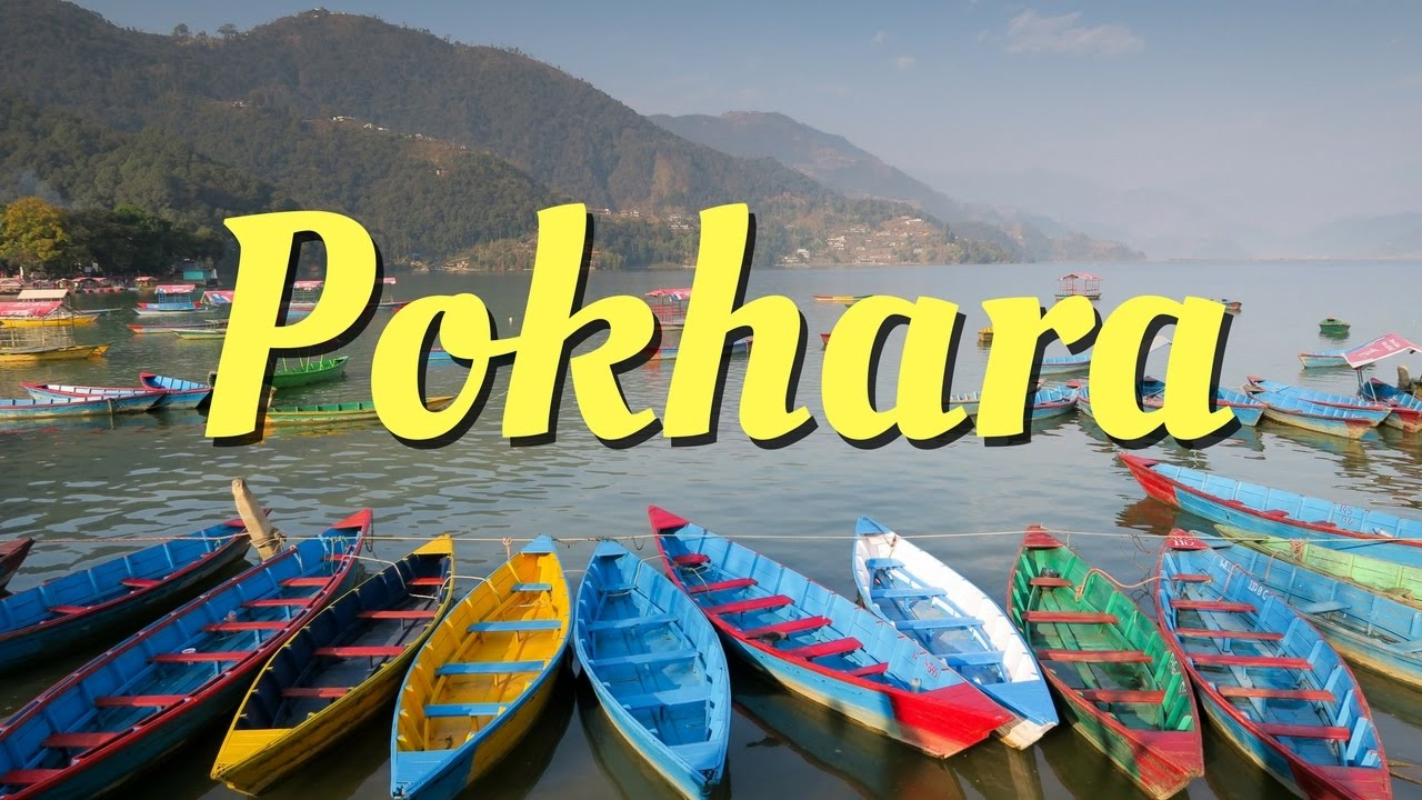 Nepal Karte Download.Pokhara City Guide Nepal Travel Video