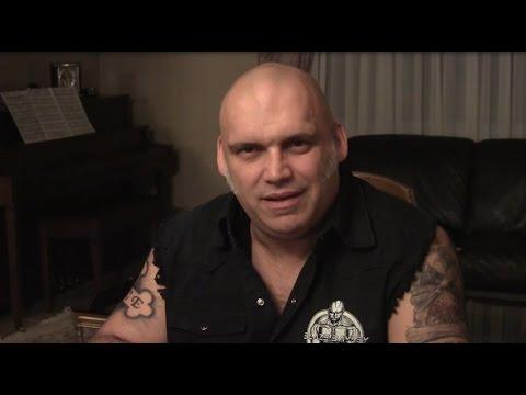 Blaze Bayley(ex Iron Maiden) Interview Oct 2014- The Metal Voice