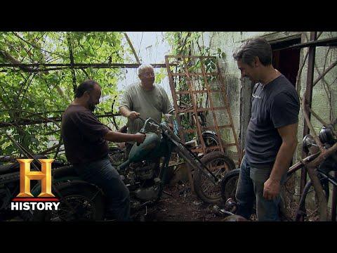 American Pickers: Motorcycle Mega Pick In West Virginia (Season 12) | History