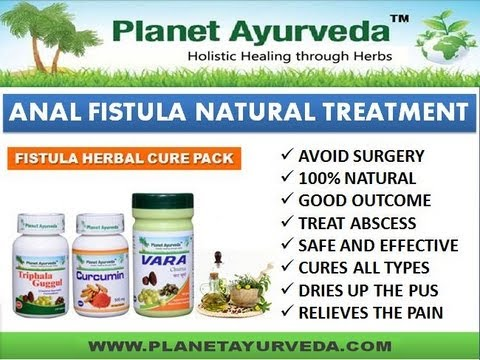 Fistula In Ano Natural Treatment