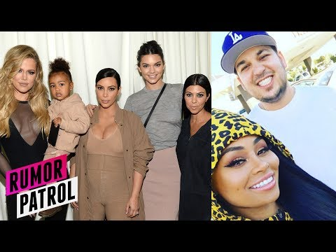 Kardashians & Blac Chyna Revenge Porn War & Rob is Facing MAJOR Prison Time? (Rumor Patrol) from YouTube · Duration:  6 minutes 39 seconds