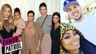 Kardashians & Blac Chyna Revenge Porn War & Rob is Facing MAJOR Prison Time? (Rumor Patrol)