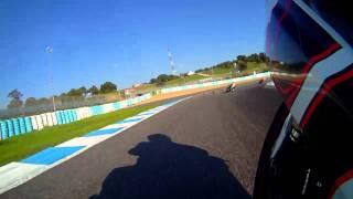 Sergiqu Circuito Jerez GSXR 27 02 11 Tanda 5