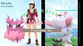 V.S. Mega Slowbro [Mega Raids] #48 --- Pokemon GO ---
