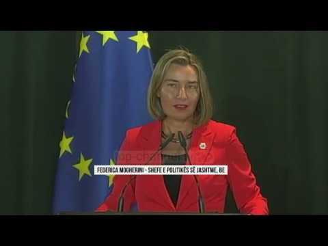 """Kryefjala e Mogherinit: """"Së bashku"""" - Top Channel Albania - Neës - Lajme"""