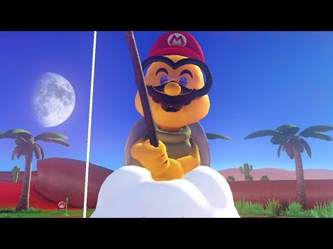 Super Mario Odyssey - Lakitu and Koopa - #05 Walkthrough