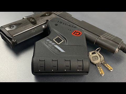 [857] Picked in 8 Seconds: $199 IdentiLock Fingerprint Trigger Lock