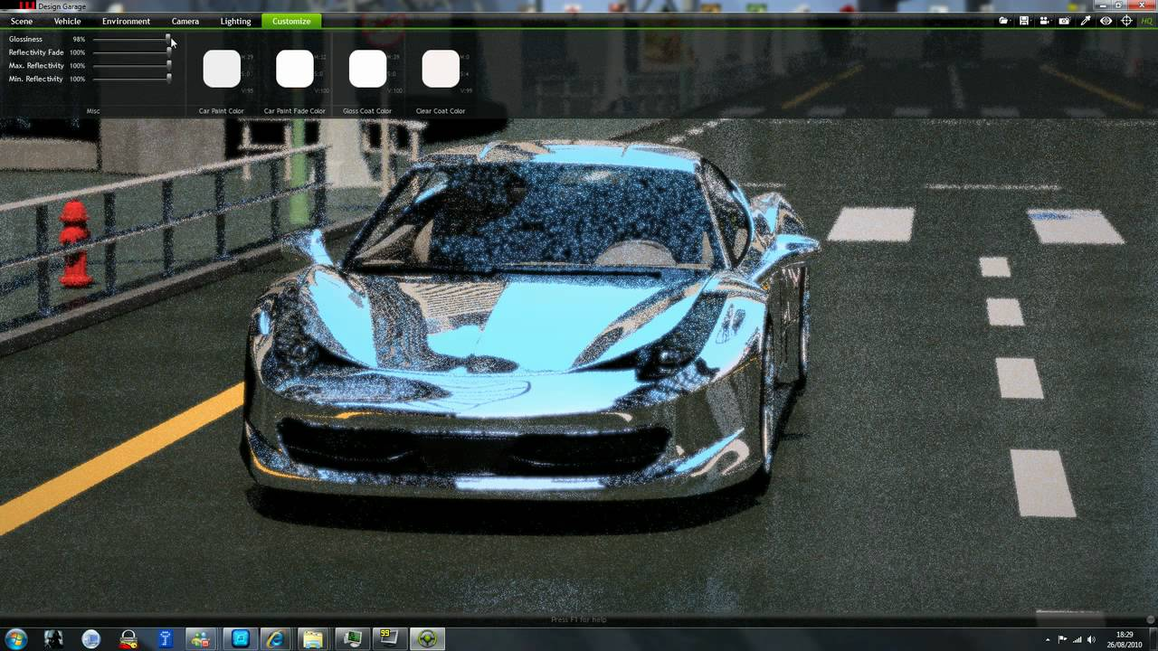 nvidia design garrage chrome car tutorial youtube nvidia design garage download design garage demo nvidia