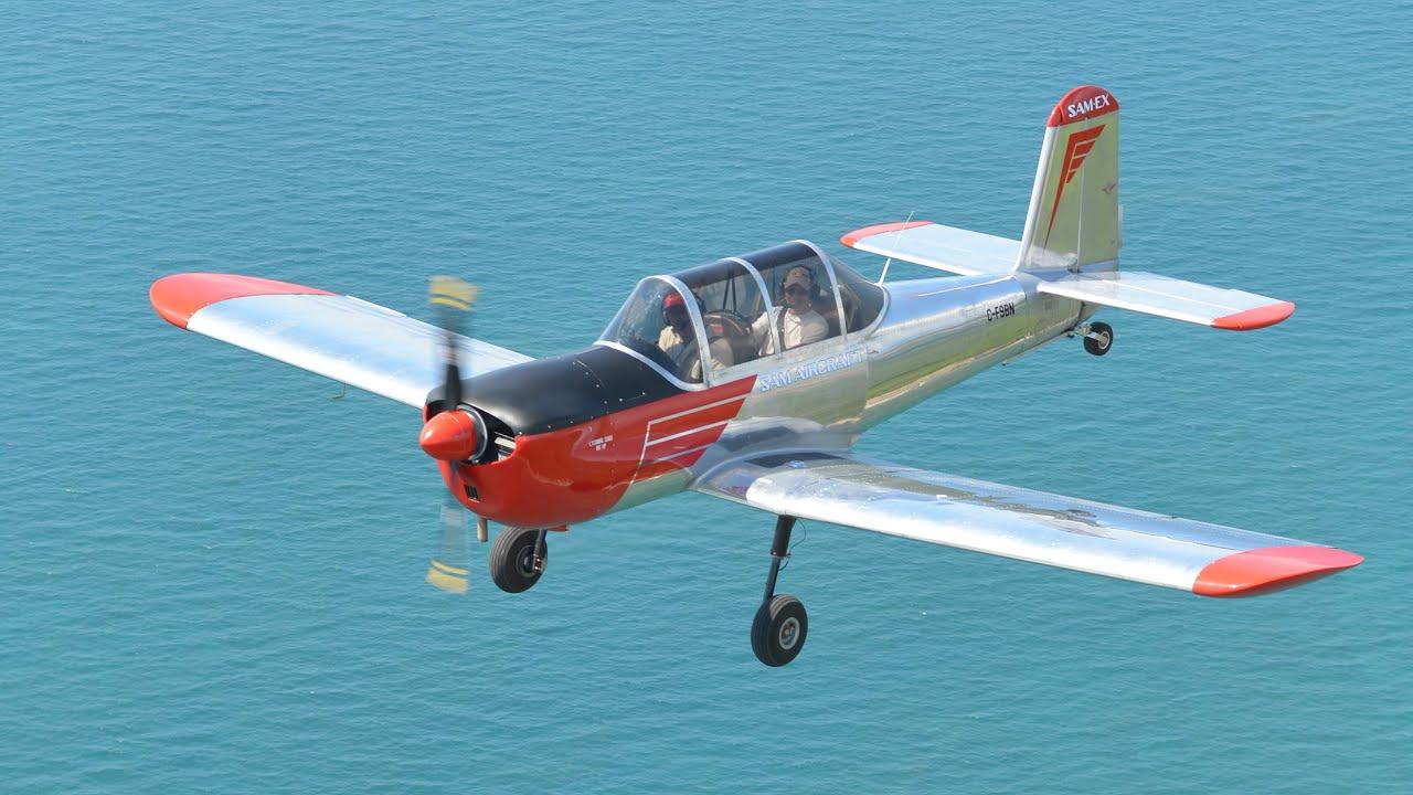 Flying the SAM-EX