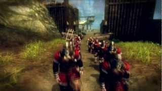 Viking: Battle of Asgard PC Trailer HD