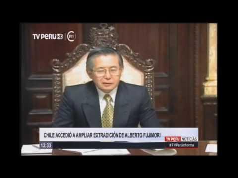 Chile: Poder Judicial aceptó extender extradición a expresidente Alberto Fujimori