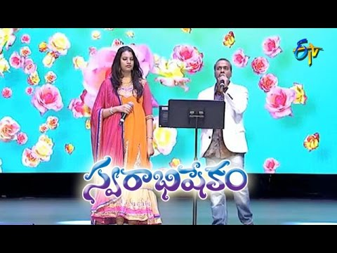 Annayya Annavante Song - SP Charan, Geetha Madhuri Performance In ETV Swarabhishekam - San Jose, USA