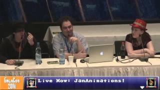 JanAnimations Panel (PonyvilleLive! Livestream Footage)
