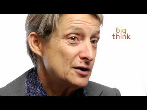 Judith Butler - Your Behavior Creates Your Gender