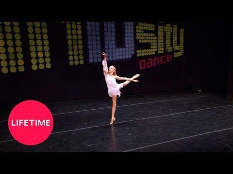 "Dance Moms: Chloe's Contemporary Solo - ""Ghost"" (Season 2) | Lifetime"