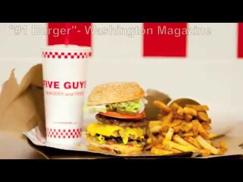 FIVE GUYS managing in europe