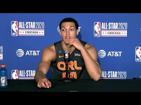 Aaron Gordon Says He Won't Do The Dunk Contest Again - 2020 NBA All-Star Saturday Night