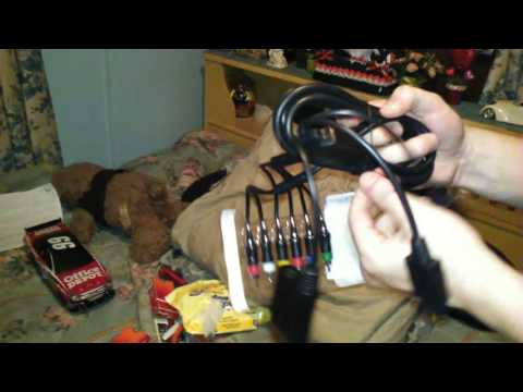 HD component Video/Audio Universal Cable...