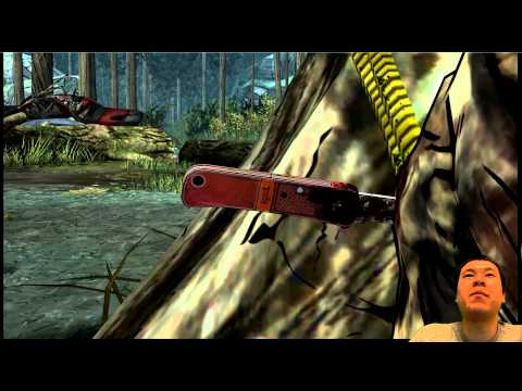 The Walking Dead Season 2 Ep 1 - Clementine rips zombie's arm off