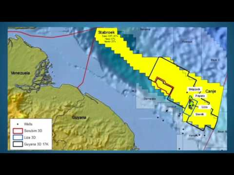 Oil & Gas: Prospects for Guyana: Highlights