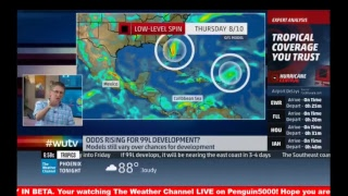 The Weather Channel LIVE | 08/10/17 | Weather Center Live/Weather Underground