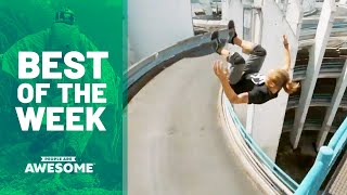 A Parkour Video in One Take | Best of the Week Video