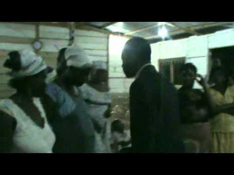 Evangelistic Ministry at Bawjiase, Central Region of Ghana