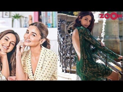 Alia Bhatt, Kartik Aaryan & others celebrate Friendship Day   Anushka's HOT photoshoot   Insta Zoom Mp3