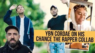 "How YBN Cordae and Chance The Rapper made ""Bad Idea"""