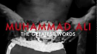 Louis Vuitton - Tribute to Muhammad Ali - The Greatest Words