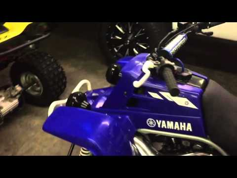 Repeat Yamaha Banshee 350 review by Lachlan Mullins - You2Repeat