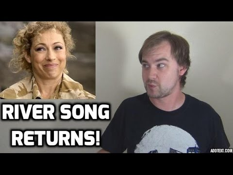 Alex Kingston Returns to Doctor Who as River Song!