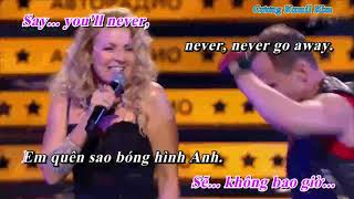 Say You'll Never _ Lian Ross ( KaraOke lời Việt )
