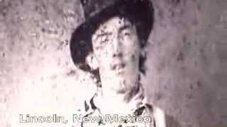 Billy The Kid - The wild west in Lincoln County, New Mexico