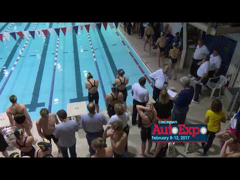 Southwest Ohio Swim Classic: Saturday, January 14, 2017