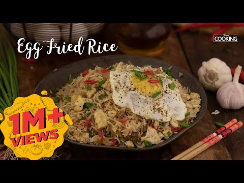 Egg Fried Rice | Fried Rice Recipe
