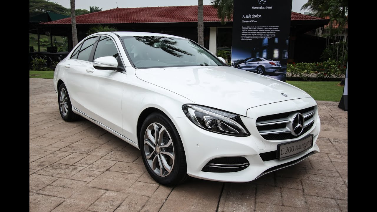 Mercedes Benz C Class W205 Launch In Malaysia Autobuzz