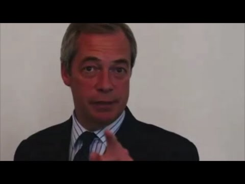 Nigel Farage The European Union is the new Soviet Union
