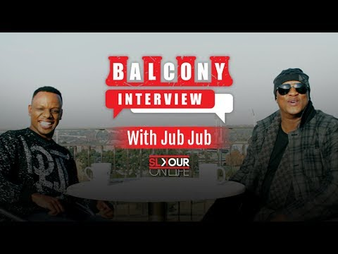 #BalconyInterview Jub Jub Catches Up To New Fashion, Social Media & Talks Being Strong
