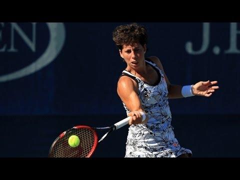 Carla Suárez Navarro x Teliana Pereira - US Open 2016 R1 Full Match