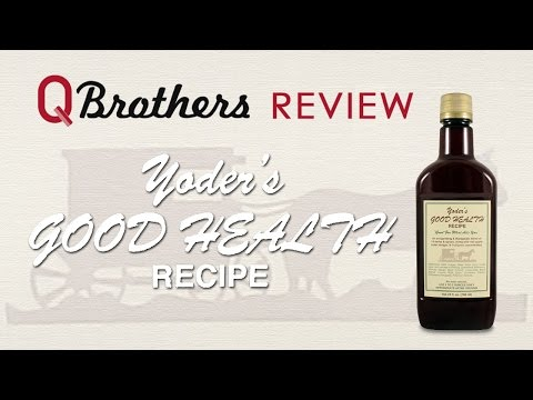 Yoder's Good Health Recipe